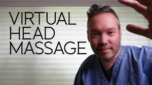 try new hairstyles virtually 360 degree 360 virtual head massage asmr head massage binaural youtube