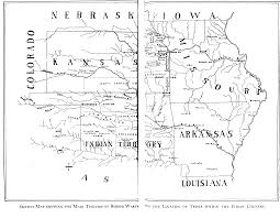 Michigan Indian Tribes Map by The American Indian As Participant In The Civil War