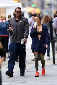 Home Jennifer Lopez by Lopez And Alex Rodriguez Heading Back Home After Workout At The