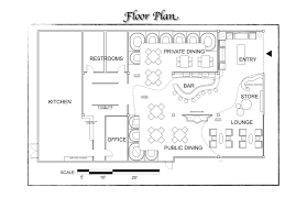 Smartdraw Tutorial Floor Plan by Restaurant Floor Plans Floor Plans For Restaurants Flooring