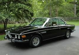 bmw 2800cs for sale 1970 bmw 2800cs automatic black re spray the original fjord