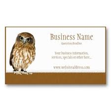 Zazzle Business Card Template 27 Best Business Cards Animal Non Pet Images On Pinterest