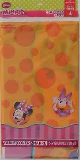 Minnie Mouse Table Covers 96