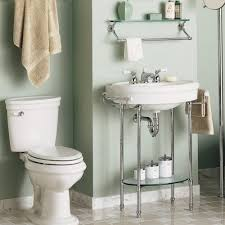 american standard standard collection pedestal sink american standard 8710 000 002 standard collection console table