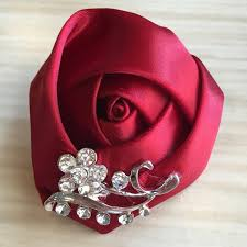 Corsage And Boutonniere For Prom Online Get Cheap Silk Corsages Boutonnieres Aliexpress Com