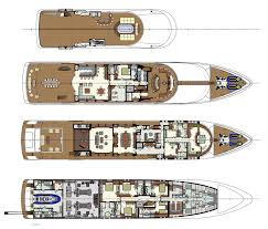yacht floor plans superyacht skyfall 4979 jpg 1600 1366 yachts pinterest