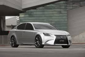 lexus is hybrid 2016 lexus lf gh hybrid concept new gs unveiled for ny auto show