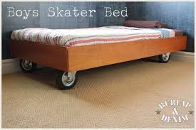 Bed Frame Without Wheels Bed Frame Wheels At Home And Interior Design Ideas