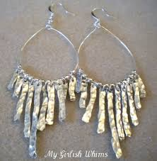 easy earrings 20 easy and beautiful earring diy ideas style motivation