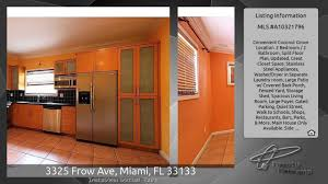 side split floor plans 3325 frow ave miami fl 33133 youtube