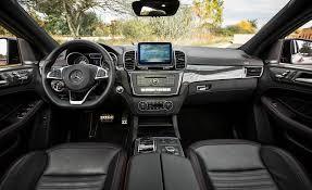mercedes dashboard 2016 mercedes benz gle450 amg coupe interior dashboard 7319