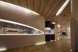 the nautilus project restaurant with awesome interior design by