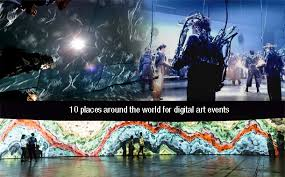 10 places around the world for digital events digitalarti