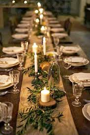 Wedding Table Decorations Ideas Christmas Table Decor Learntoride Co