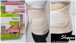 belly wrap a bit of everything shapee belly wrap hips wrap plus review