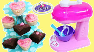 cool baker magic mixer cupcakes and brownies frosting dessert