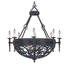 Iron Pendant Light Black Candle Style Pendant Lights Lighting The Home Depot