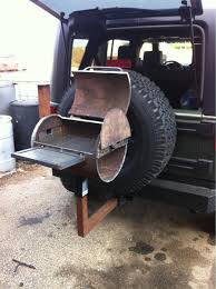 Jeep Bbq Hitch Mounted Bbq Pit Page 3 Jk Forum The Top