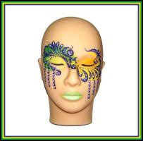 cool mardi gras masks mardi gras mask by moderndayalice on deviantart