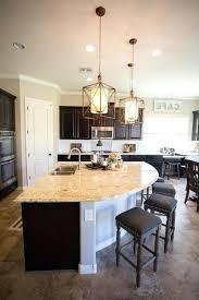 curved kitchen islands decoration curved kitchen islands modern black and white island