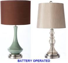 Small Battery Desk Lamp Best 25 Battery Operated Lamps Ideas On Pinterest Diy For Room