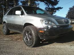 lexus rx300 model 2003 lifted rx300 with big tires 99 03 lexus rx300 lexus owners