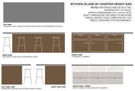 bar height base cabinets hacker help varde base cabinet into an breakfast bar island ikea