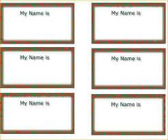 printable name tag template printable name tags 04 jpg pay stub