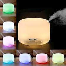 urpower 500ml diffuser amazon black friday 2016 aroma diffuser ultrasonic humidifier led color changing lamp