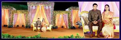 Wedding Reception Stage Decoration Images Wedding And Reception Flower Decoration And Stage Decorations In