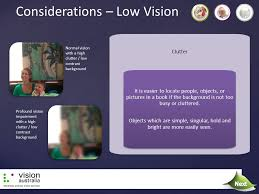 Clutter Blindness Supporting Children Who Are Blind Or Have Low Vision Ppt Download