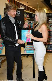 chloe madeley flaunts her toned physique at book signing daily