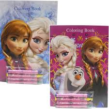 amazon com disney frozen coloring books elsa anna and olaf 2