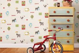 Kids Room Wallpaper Wallpaper For Kids Rooms Kids Bedroom - Kid room wallpaper