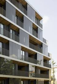Residential Building Elevation by Best 25 Condominium Architecture Ideas Only On Pinterest
