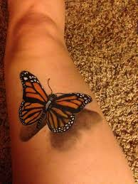 butterfly leg painting special effects makeup amino