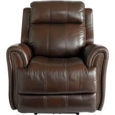 Power Sofa Recliners Leather by Bassett Marquee Wallsaver Power Recliner Chairs U0026 Recliners