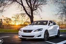 cvt lexus lexus is vossen cvt vossen wheels