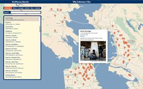 San Francisco Ferry Map by Special Reports San Francisco Chronicle