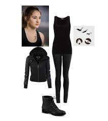 Divergent Halloween Costume Musely