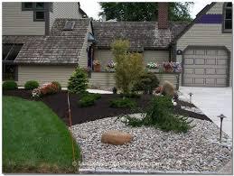 Backyard Ideas Pictures Best 25 Mulch Landscaping Ideas On Pinterest Mulch Ideas Rock