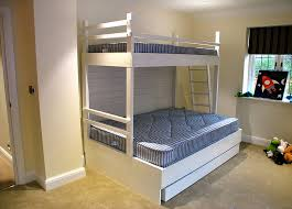 Tri Bunk Beds Uk Bunk Bed Set Bunk Bed Design As Amazing Bed For