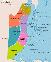 south america map belize belize car rental cheap 37 car rentals