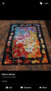 464 best quilts grandmother u0027s flower garden images on pinterest