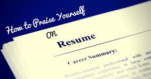 How Many Years Back Should Your Resume Go How To Praise Yourself In Resume 10 Smart Ways To Brag Wisestep
