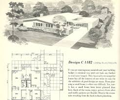 vacation home floor plans baby nursery mid century home plans century modern homes mid