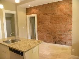 kitchen island fabulous one wall single wall kitchen design brown