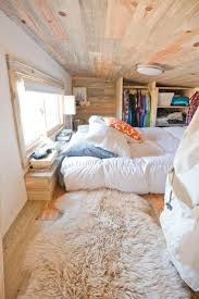 Tiny Homes Interiors Outstanding Tiny House Bed Ideas 89 For Home Designing Inspiration