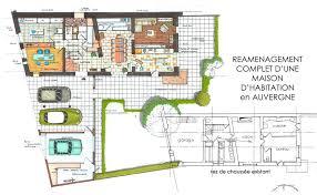 chambre feng shui plan aménagement feng shui particulier maison en auvergne claude brice