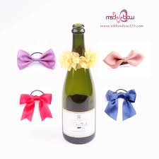 wine bottle bows ribbon bows for wine bottle ribbon bows for wine bottle suppliers
